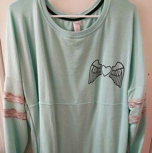 "Mint ""Angel"" Sweatshirt"